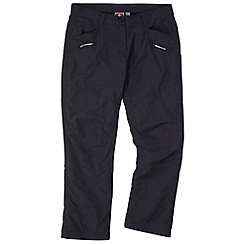 Tog 24 - Jet warm fleece lined trousers regular leg