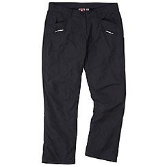 Tog 24 - Jet warm fleece lined trousers regular leg