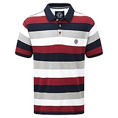 Tog 24 - Rio red wells stripe polo shirt