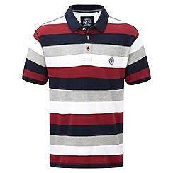 Tog 24 - Rio red wells stripe polo shirt