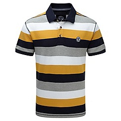 Tog 24 - Sun wells stripe polo shirt