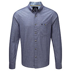Tog 24 - Dark midnight wharfe long sleeve shirt