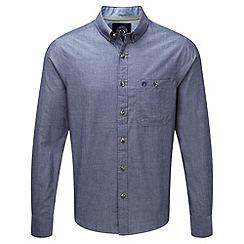 Tog 24 - Dark midnight wharfe long sleeve shirt