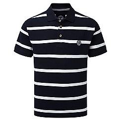 Tog 24 - Dark midnight wilson stripe polo shirt