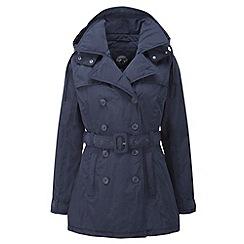 Tog 24 - Dark midnight marl winter mac milatex jacket