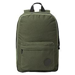 Tog 24 - Green witney canvas backpack