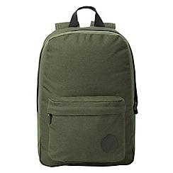 Tog 24 - Green witney canvas backpack