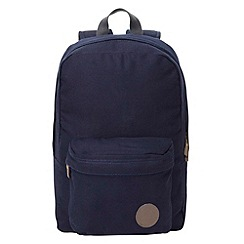 Tog 24 - Dark midnight witney canvas backpack