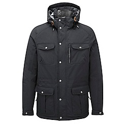 Tog 24 - Black wolf milatex/down parka jacket