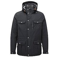 Tog 24 - Black wolf milatex/down parka jacket