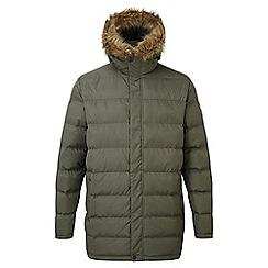 Tog 24 - Dark khaki worth TCZ thermal jacket
