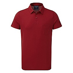 Tog 24 - Chilli xant dri-release wool polo shirt