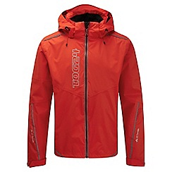 Tog 24 - Fire red x-over milatex jacket