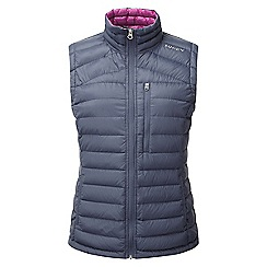 Tog 24 - Mood blue zenith down gilet
