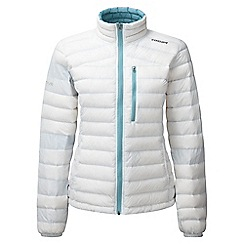 Tog 24 - White zenith down jacket