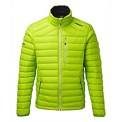 Tog 24 - Bright lime zenon down jacket