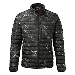 Tog 24 - Black camo zenon down jacket dc