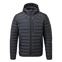 Tog 24 - Black zenon down hooded jacket
