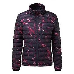 Tog 24 - Pink camo zenon down jacket