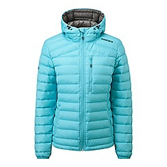 Tog 24 - Sky zenon down hooded jacket