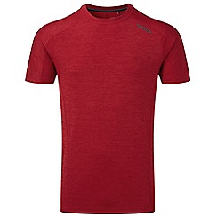 Tog 24 - Bright red zero tcz tech t-shirt
