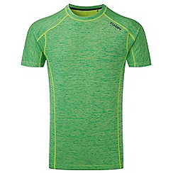 Tog 24 - Bright lime zero tcz tech t-shirt