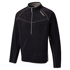 Tog 24 - Black zeta polartec 100 zip neck