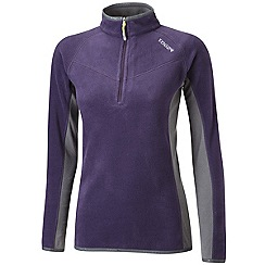 Tog 24 - Velvet zeta polartec fleece zip neck