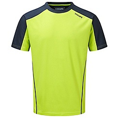 Tog 24 - Lime/mood blue zola tcz tech t-shirt