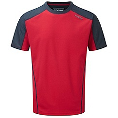 Tog 24 - Red/mood blue zola tcz tech t-shirt