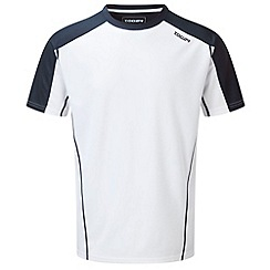 Tog 24 - White/mood blue zola tcz tech t-shirt