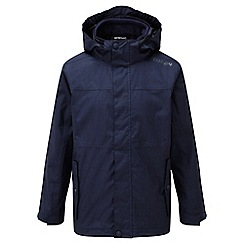 Tog 24 - Navy marl zone milatex 3in1 jacket