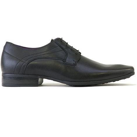 Azor - Black edison fashion lace shoes