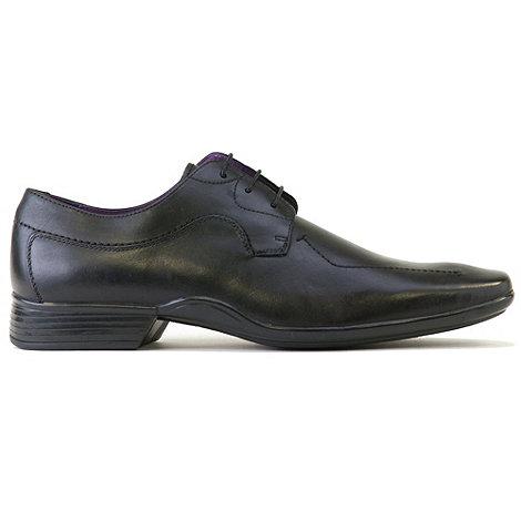 Azor - Black newton fashion lace shoes