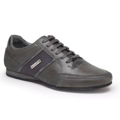 Bamboo A Grey ´omega´ sports trainer - . -