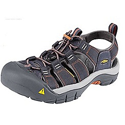 Keen - India ink/rust newport H2 sports sandals