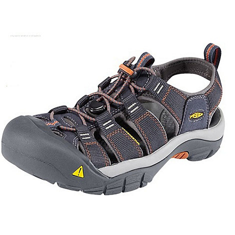 Keen - India ink/rust newport H2 sports sandals
