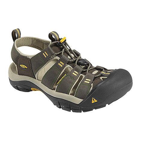 Keen - Raven/aluminium newport sports sandals