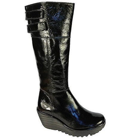 Fly London - Yush high leg boots