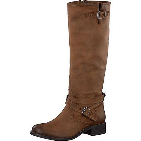 Tamaris - Chestnut 25503 high boots