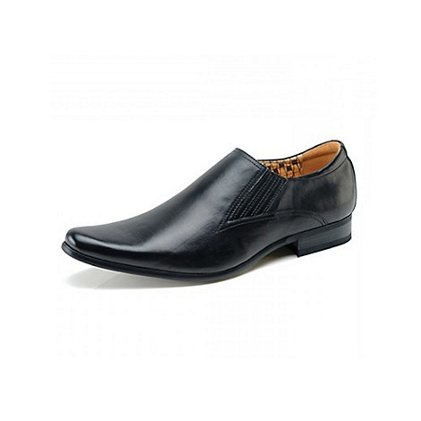 Front - Black +Enzo fr698+ formal shoes