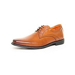 Azor - Brown perth formal shoes