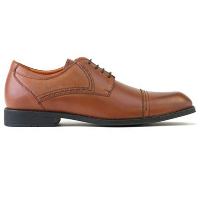 Azor Brown darwin formal shoes - . -