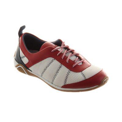 Chatham Poppy boat shoes - . -
