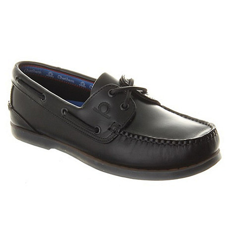 Chatham - Deck lady boat shoes