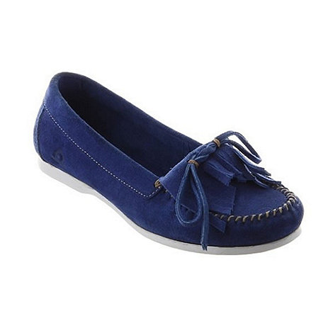 Chatham - Cobalt fern casual shoes