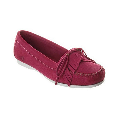 Chatham - Cerise fern casual shoes
