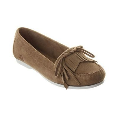 Chatham Taupe fern casual shoes - . -