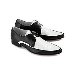 Ikon - Black/white jam casual shoes