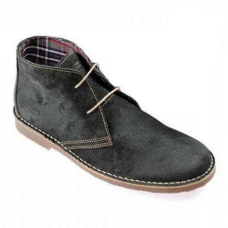 Ikon - Grey gobi casual boots